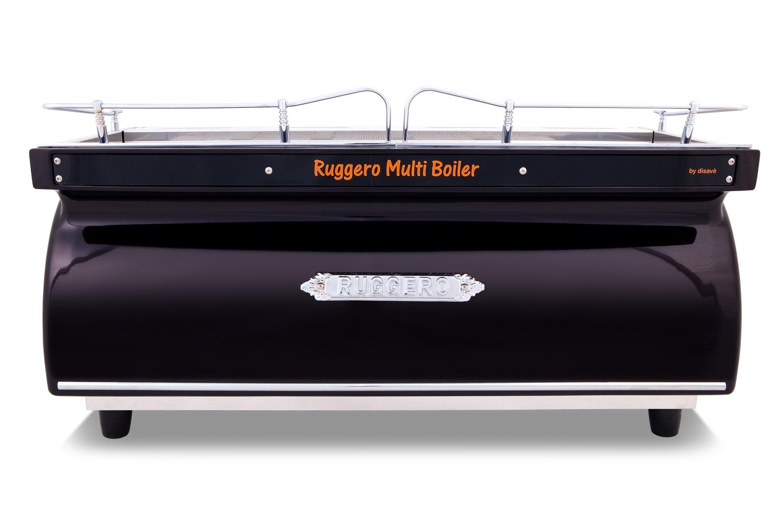 3 Group Ruggero Multi Boiler Disav 232 Espresso Equipment