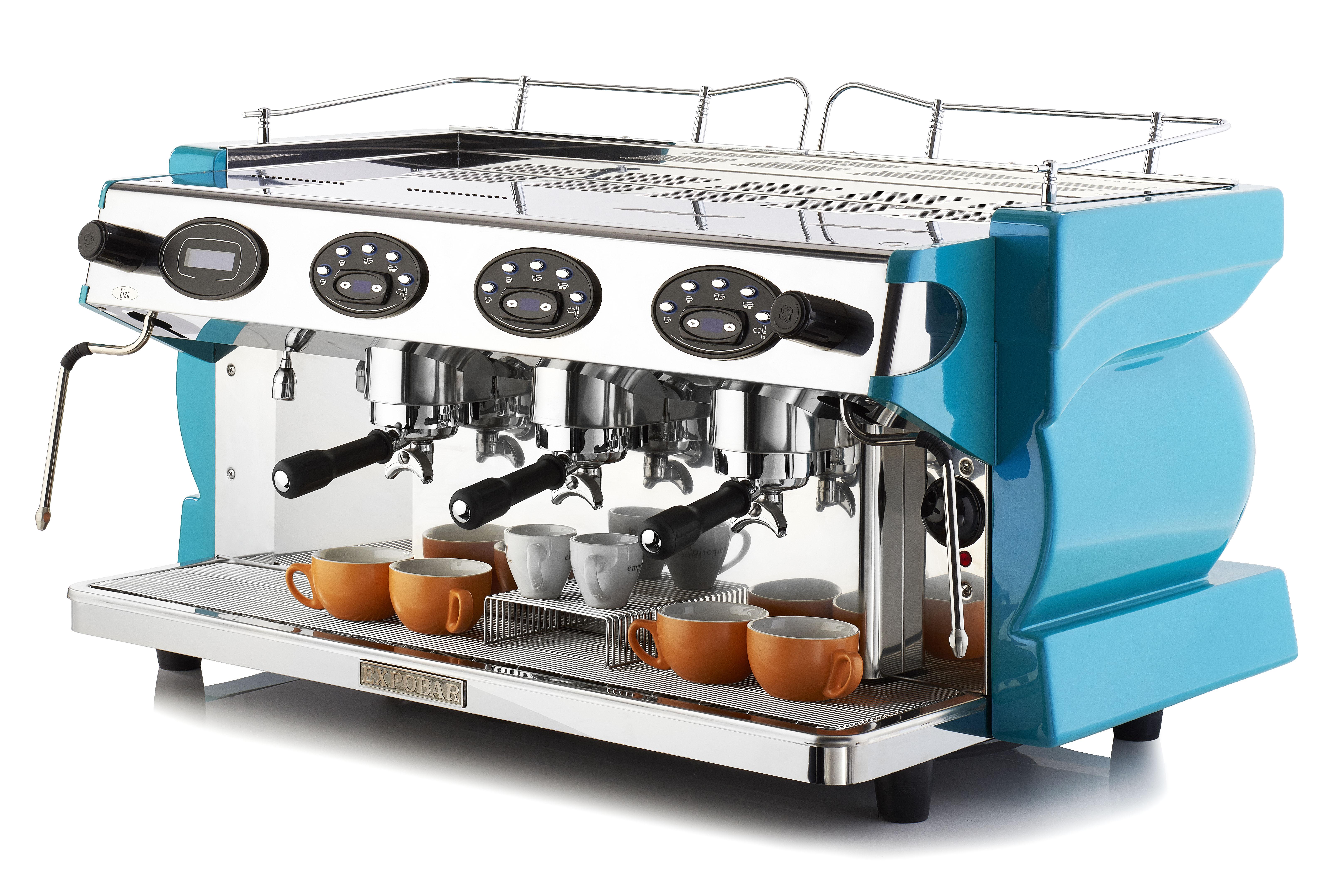 3 Group Alfa Ruggero Multi Boiler Disav 232 Espresso